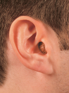 Hearing Aid - Completely In Canal
