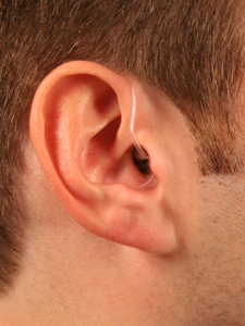 Hearing Aid - Micro Behind The Ear
